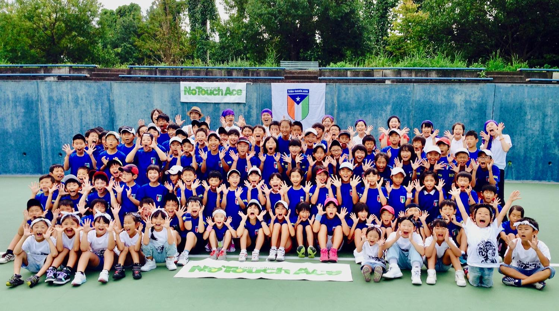 キッズテニスカップ 58 福岡